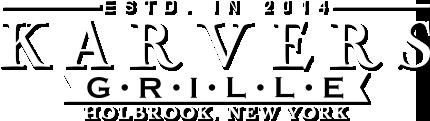 Karvers Grille logo