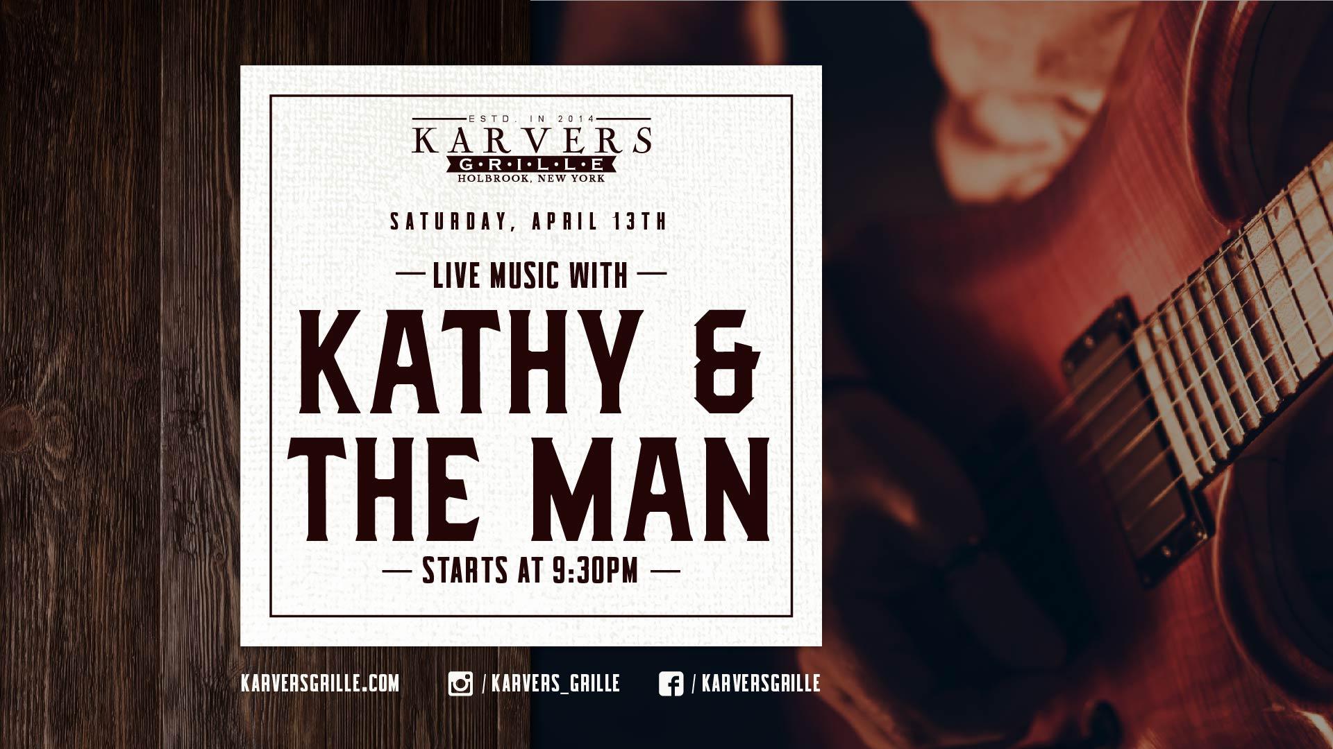Kathy & The Man