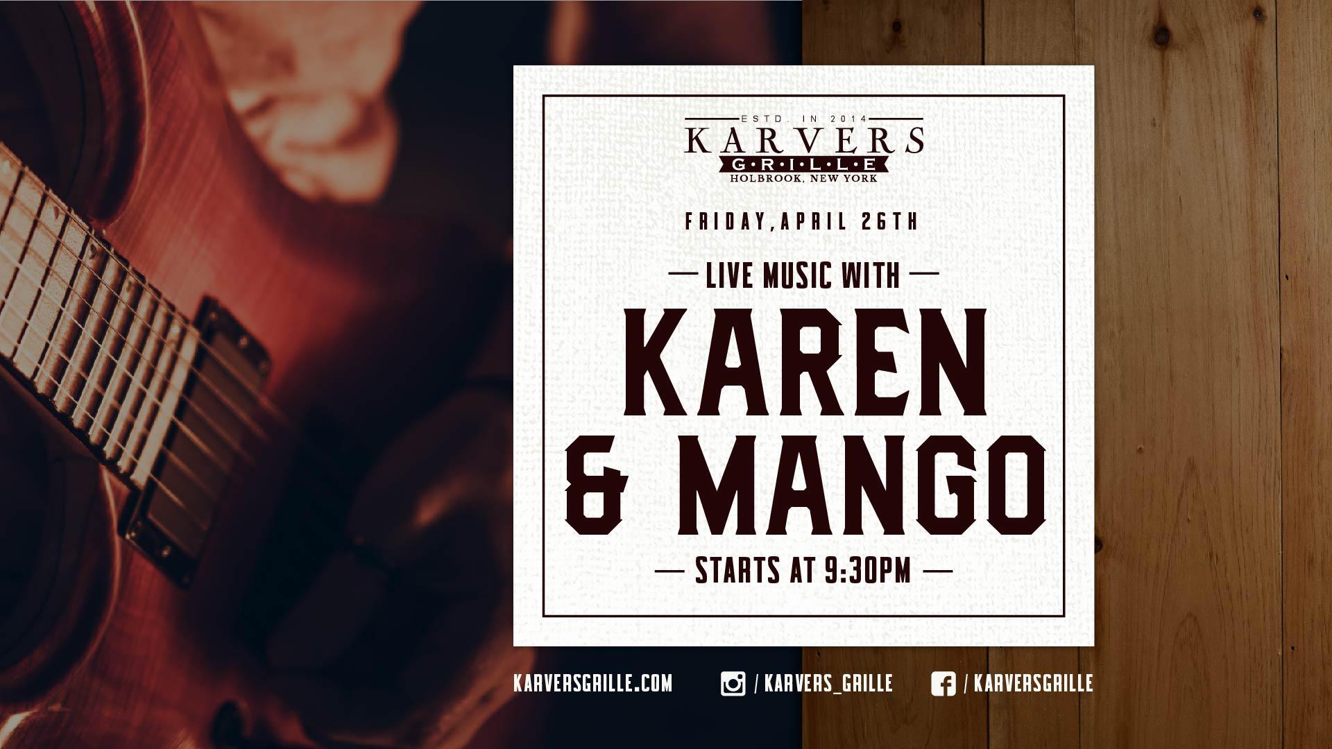 Karen & Mango