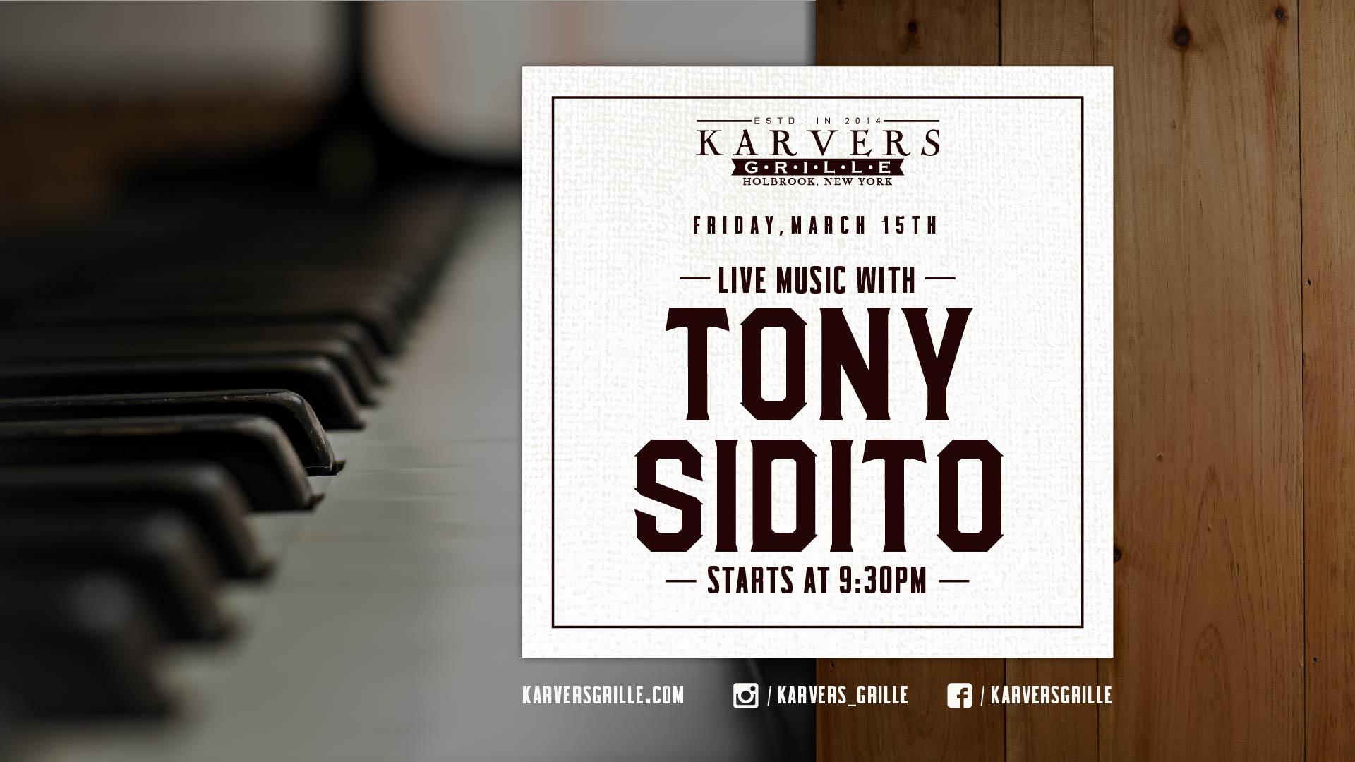 Tony Sidito