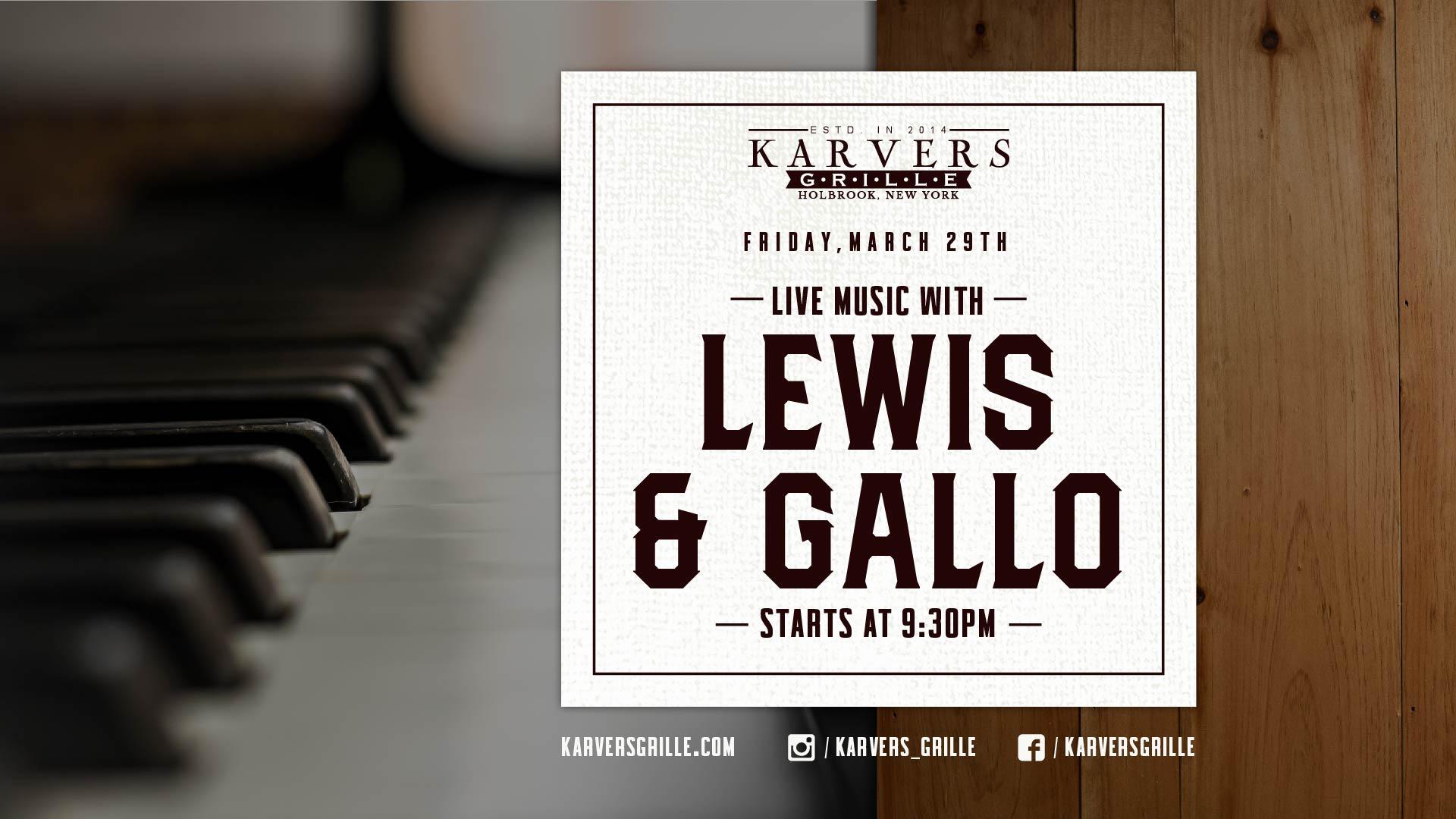 Lewis & Gallo