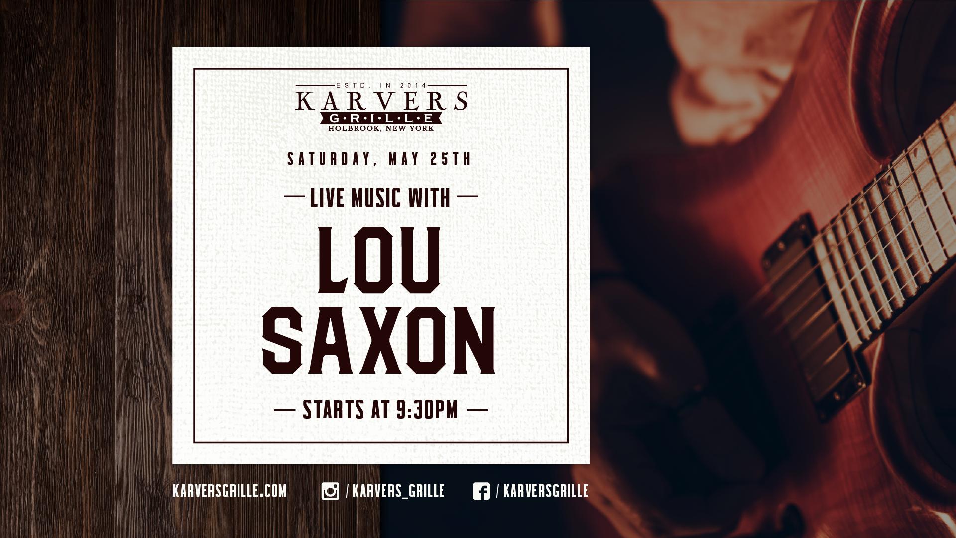 Lou Saxon